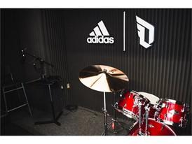 adidas Dame3 Oakland High Recording Studio 2