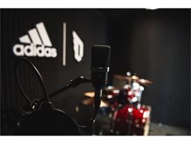adidas Dame3 Oakland High Recording Studio 1