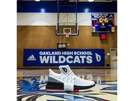 adidas Dame3 Oakland High 1