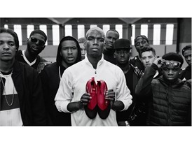 adidas Football Red Limit NEVER FOLLOW POGBA (1)