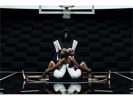 adidas Originals Campaign Film - RAINING BASKETBALLS - KAJ Film Screenshot