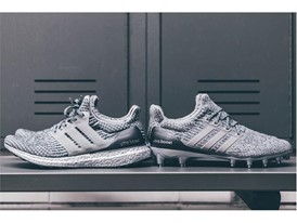 UltraBOOST x UltraBOOST Cleat Silver Pack 1