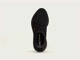 YEEZY BOOST 350 V2 Core Black / Red Adult Top