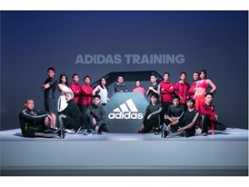 『ADIDAS TRAINING ZONE』 TOP