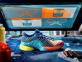 The court is your canvas – adidas Tennis introduces the Art Pack footwear collection