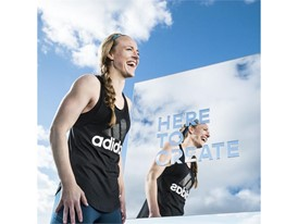 adidas Women_Unleash your Creativity_Becky Sauerbrunn