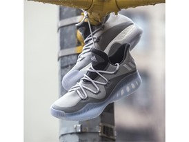 adidas Crazy Explosive Low Grey 2