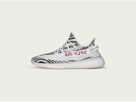 YEEZY BOOST 350 V2 white,core black, red, 220 Euro (3)