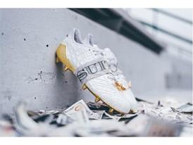 adidasFootball x Snoop Gator Cleats 3