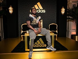Jabrill Peppers Joins adidas Family
