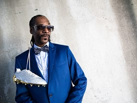 Snoop x adidasFootball adizero cleats