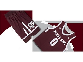 adidas NCAA Create Yours A&M Mens 4