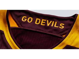 adidas NCAA Create Yours ASU Mens 1