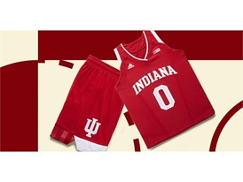 adidas NCAA Create Yours Indiana Womens 3