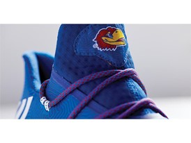 adidas NCAA Create Yours Kansas Footwear 1