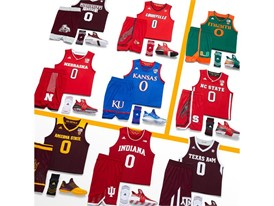 adidas NCAA Create Yours All Schools Square