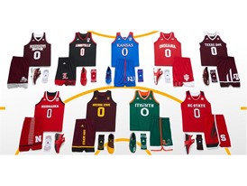 adidas NCAA Create Yours All Schools Womens Horizontal