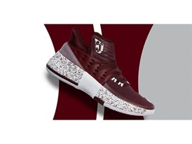 adidas NCAA Create Yours Mississippi State Footwear 1