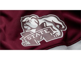adidas NCAA Create Yours Mississippi State Womens 2