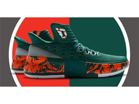 adidas NCAA Create Yours Miami Footwear 3