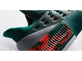 adidas NCAA Create Yours Miami Footwear 1