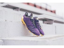 adidas Football Sundays Best Paisley Purple 1