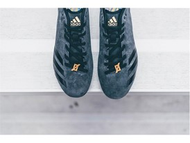 adidas Football Sundays Best Suede Black Lace Jewel