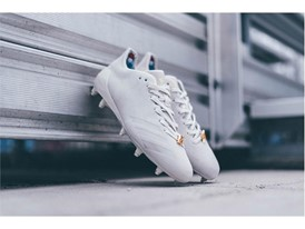 adidas Football Sundays Best Suede White 1