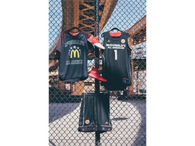 adidas McDonald's All American Games Boys Uniform 2