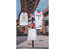 adidas McDonald's All American Games Boys Uniform 4
