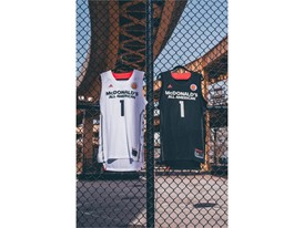 adidas McDonald's All American Games Boys Uniform 6