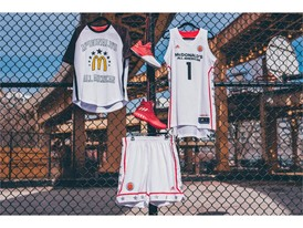 adidas McDonald's All American Games Girl's Uniforms 3