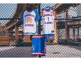 adidas McDonald's All American Games Jam Fest Uniforms 1