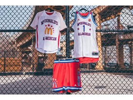 adidas McDonald's All American Games Jam Fest Uniforms 3
