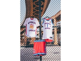 adidas McDonald's All American Games Jam Fest Uniforms 4