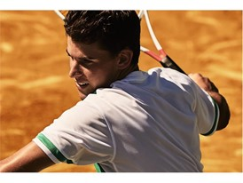 PR French Open SS17 French Open Dominik Thiem Action 01