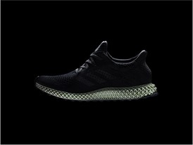 FUTURECRAFT 4D PRODUCT HERO BLACK