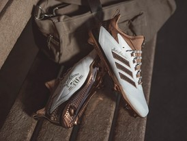 adidas Creates Special Edition Cleats & Icon Turf Trainer to Honor Jackie Robinson
