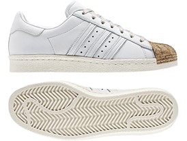 adidas Originals SUPERSTAR 80S WOOD W 589 TL (1)