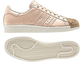 adidas Originals SUPERSTAR 80S WOOD W 589 TL (2)