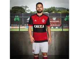 Flamengo Home Jersey 04