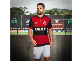 Flamengo Home Jersey 05
