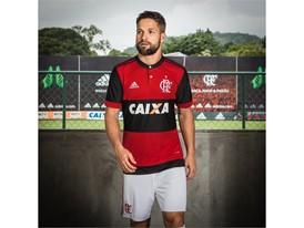 Flamengo Home Jersey 05