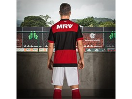 Flamengo Home Jersey 06