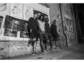 Wayde Van Niekerk, Shaunae Miller, Noah Lyles, Akani Simbine