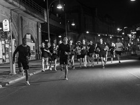 adidas Running invited street runners from around the globe to race against elite athletes in Berlin to put the new PureBOOST DPR shoe to the ultimate test