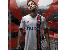 Flamengo Camisa 2 Diego