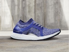 ULTRABOOST X IN NEW, STRIKING MYSTERY BLUE COLOURWAY