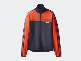 BR6878 MEN KNITTED TRACK JACKET