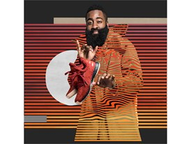 adidas Harden LS CQ1400 Athlete Hero S